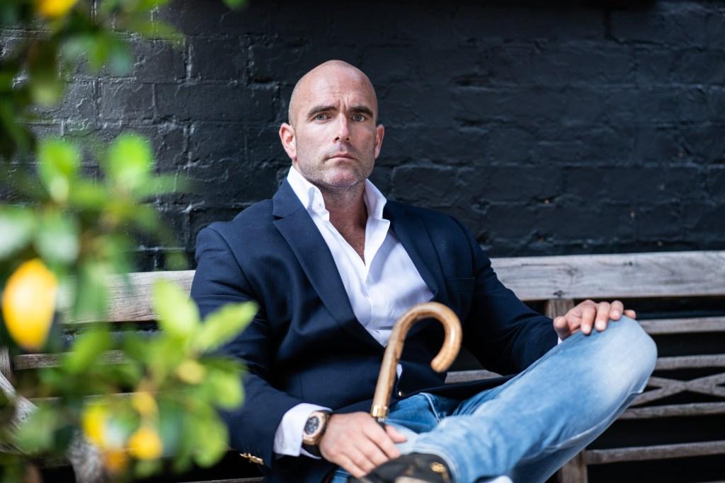 Simon Newton FQ Magazine Feature