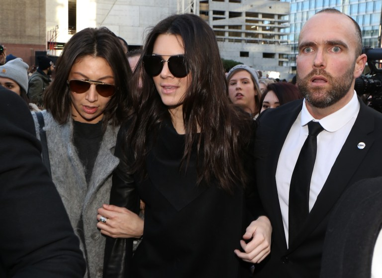 Simon says being a celebrity bodyguard isn't as glamorous as you'd think (Picture: Getty Images)
