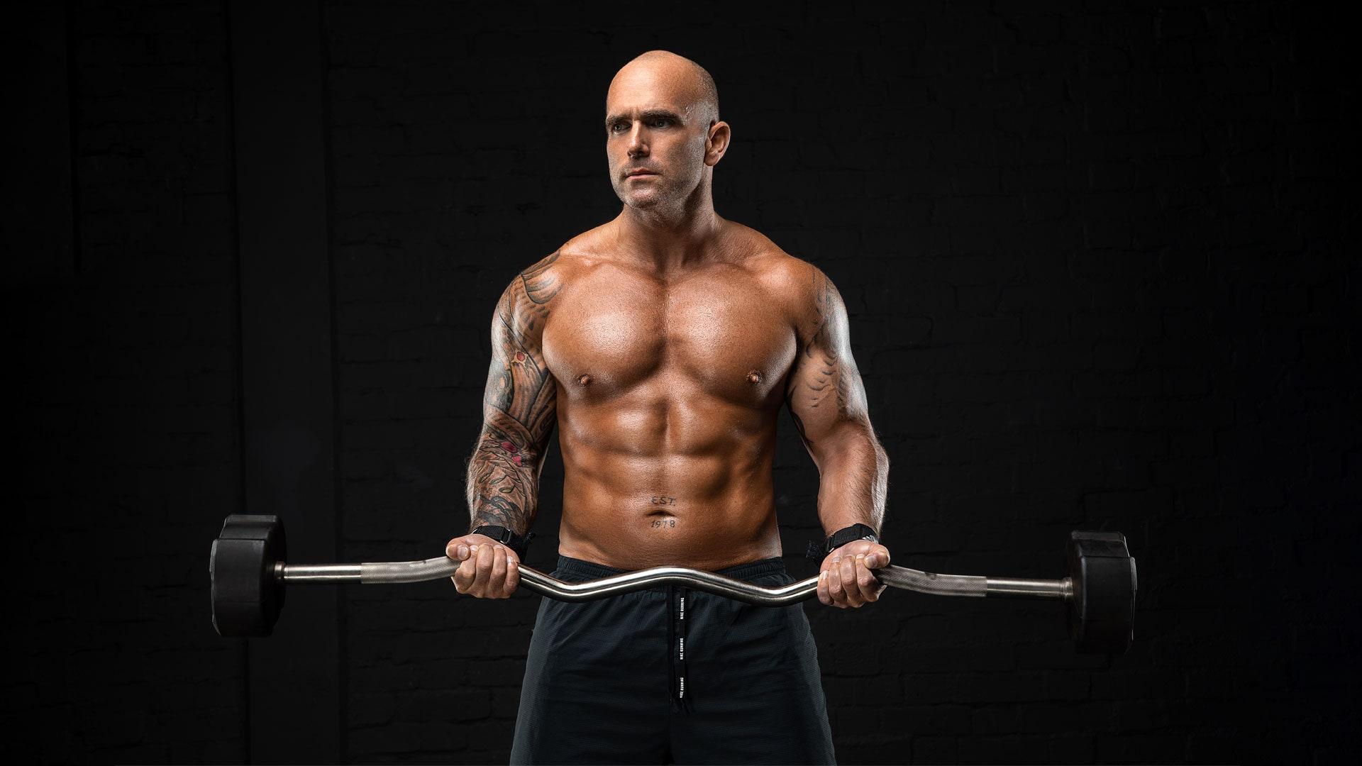 Simon Newton Fitness Tips