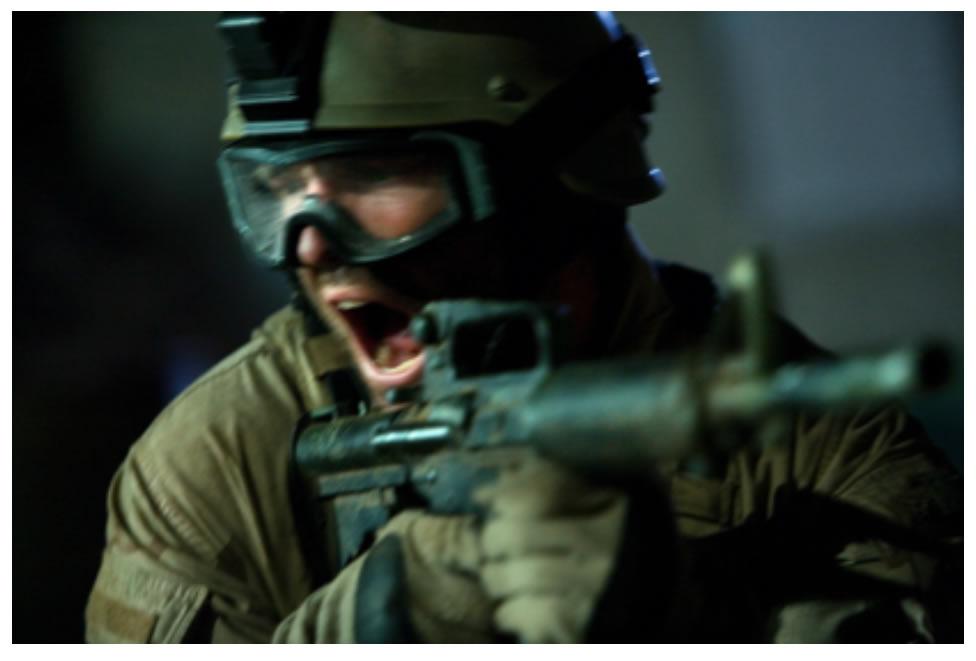 Simon Newton Soldier Pic