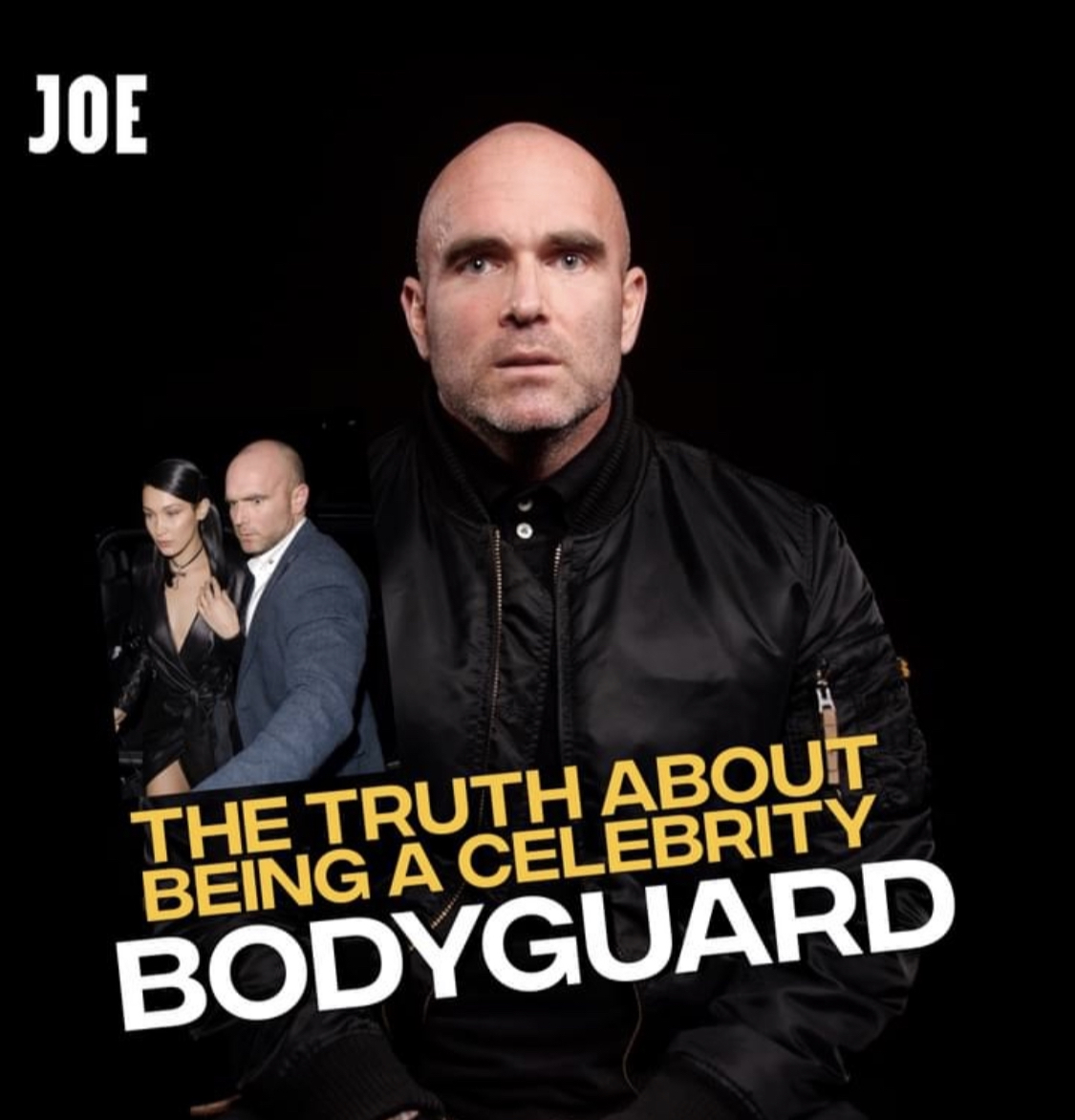 The Truth About Being A Celebrity Bodyguard
